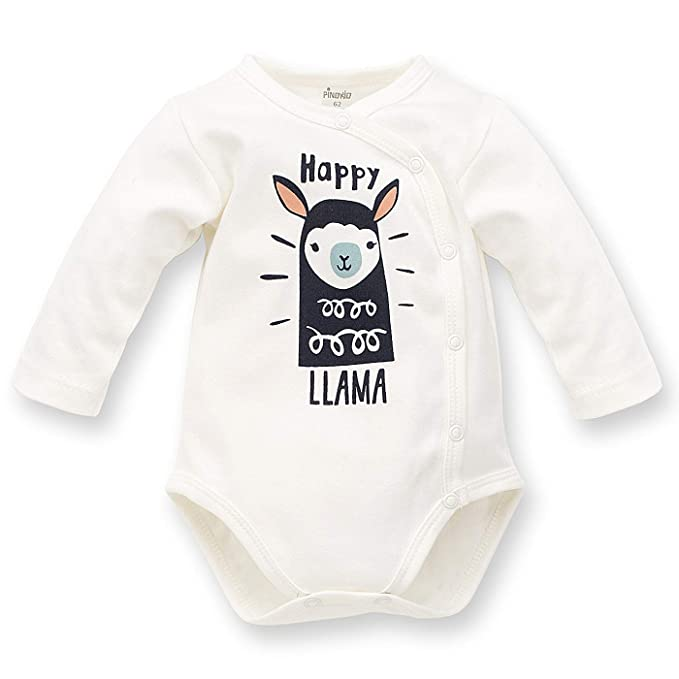Pinokio - Happy Llama - Traje de bebé - Body de Manga Larga - 100 ...