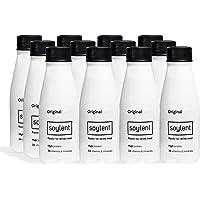 Soylent Meal Replacement Drink, Original, 414 mL Bottles, 12 Pack