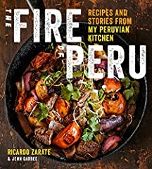 Popular L.A. chef Ricardo Zarate captures the flavors and excitement of Peruvian food, from rustic stews to specialty dishes to fabulous cocktails Lima-born Los Angeles chef and restaurateur Ricardo Zarate delivers a standout cookbook on the ...