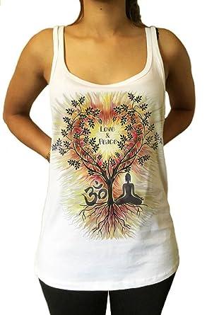 Jersey Love & Peace Buda Yoga Meditación Om India Zen OM ...