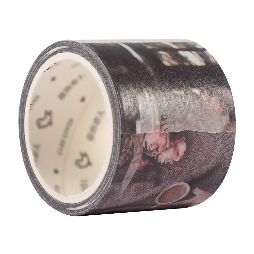 etc. papeler/ía Cinta adhesiva decorativa para /álbum de recortes