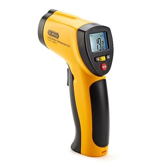246 opinioni per Dr.Meter® IR-20 Termometro Pistola Digitale ad Infrarossi per Esterni/interni