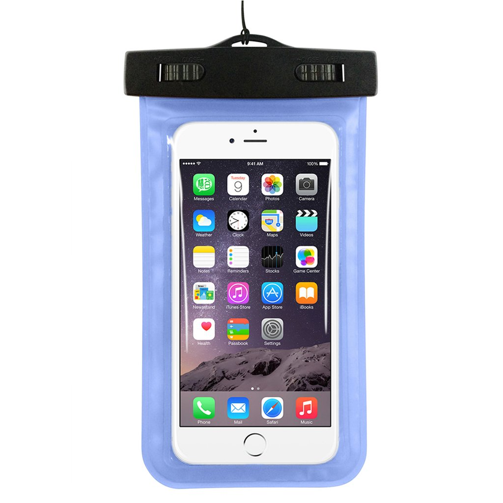 Westeng Universal Waterproof Case Dry Bag Pouch Underwater For Andriod Mobile Phone Eco-Friendly Dust Proof Touch Responsive Case