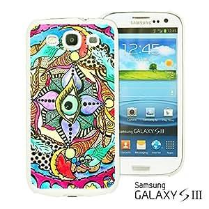 OnlineBestDigitalTM - Funny Pattern Hardback Case for Samsung Galaxy S3 III I9300 - Beautiful Design Paint