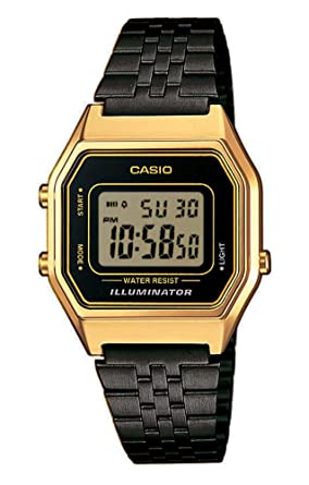 CASIO LA680WEGB-1AEF LADIES RETRO WATCH