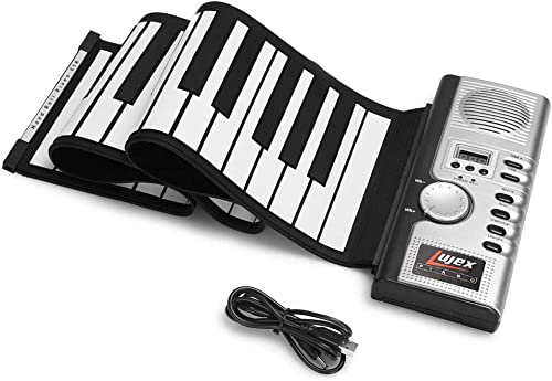 Lujex 61 Keys Roll Up Piano