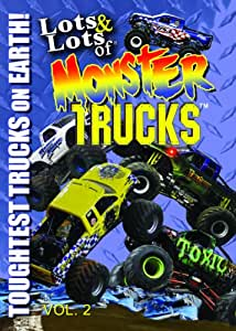 Lots & Lots of Monster Trucks DVD Volume 2 - Toughest Trucks on Earth