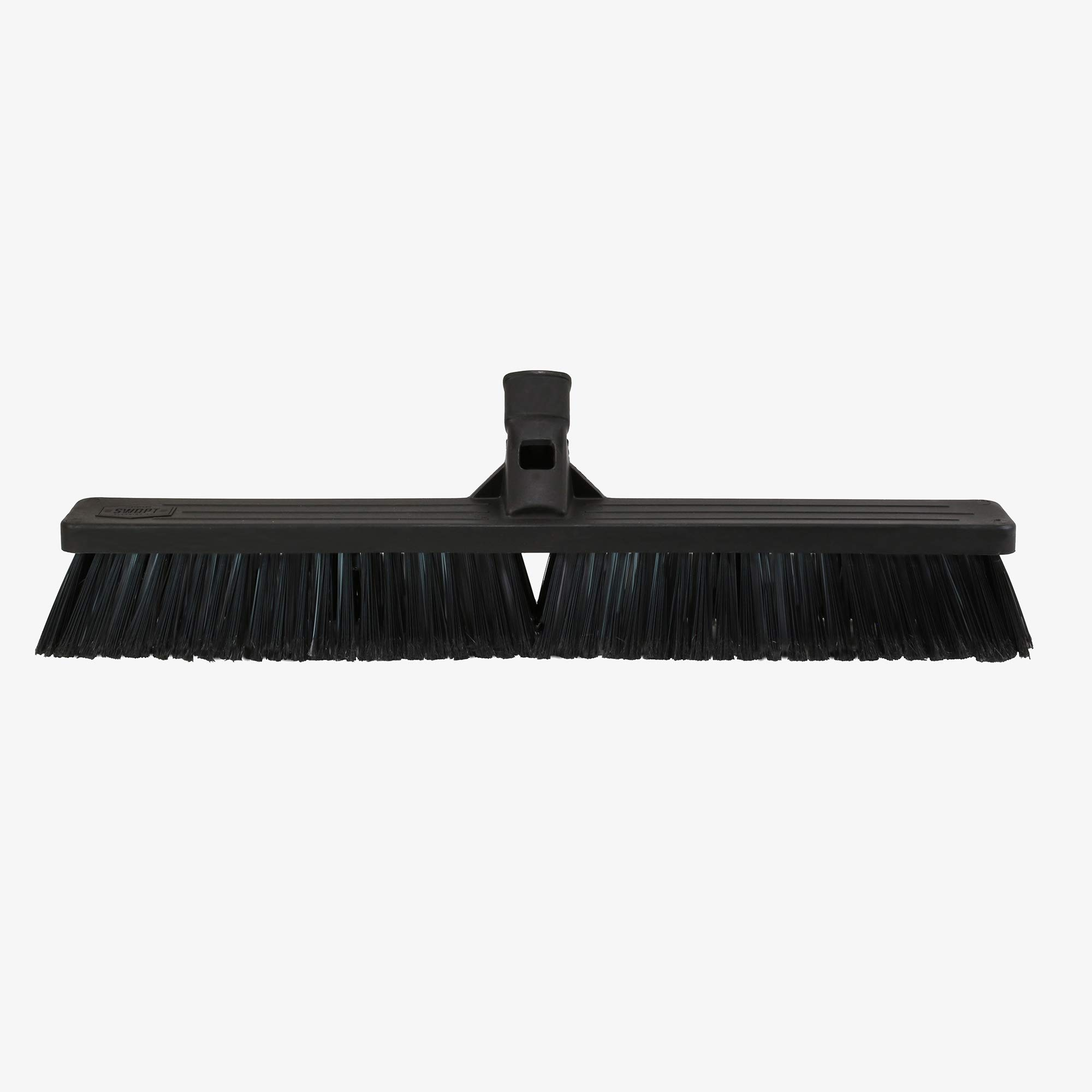 Swopt 5138C4 SWOPT 24 Standard Multi-Surface Push Broom Head, Push Broom for Indoor and Outdoor Use