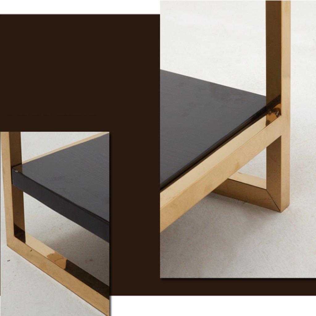 Avec Fer De En Forgé Chevet Tiroirs Table Noirblanc trhQsd