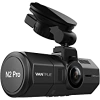 Vantrue N2 Pro 1080p Dual Dashboard Cam with Infrared Night Vision
