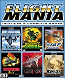 Flight Mania: F-15, Nuclear Strike, Israeli Air Force (AIF), Comanche Gold, MIG-29, USNF '97 - PC