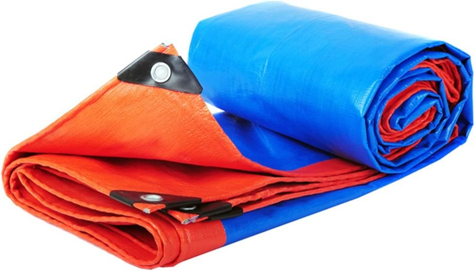 Toldos resistentes e impermeables para remolque, lona multicapa en muchos tamaños para campers, pintores, granjeros, barcos
