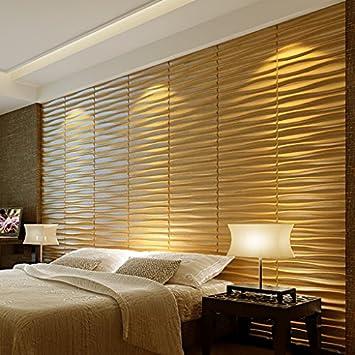 paneles decorativos 3d brandy 50x50 12 paneles 3 m2 - Paneles Decorativos 3d