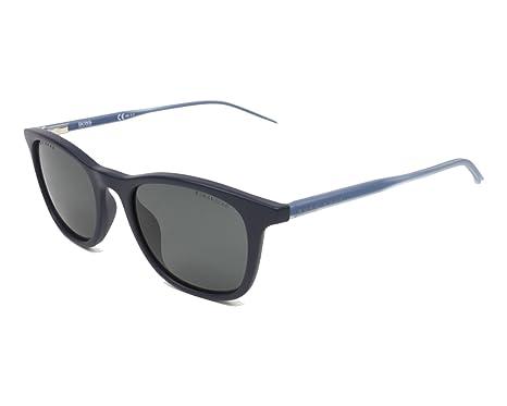 Boss Herren Sonnenbrille » BOSS 0965/S«, blau, RCT/M9 - blau/grau
