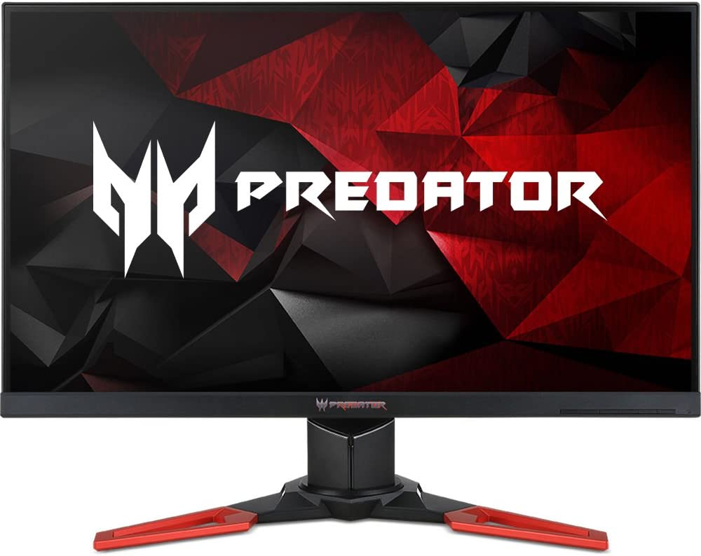 """Acer Predator LCD Widescreen Monitor, 27"""" Display, WQHD Screen, IPS, Anti-Glare (Renewed)"""