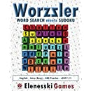 Worzzler (English, Intro, 400 Puzzles) 2017.11: Word Search meet Sudoku