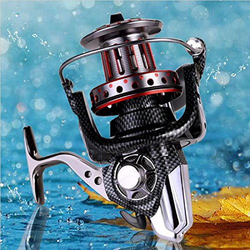 long cast spinning reel - 1