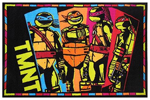 teenage mutant ninja turtle rug - 5
