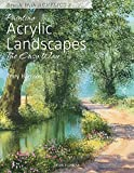 acrylic landscape painting - Painting Acrylic Landscapes the Easy Way: Brush with Acrylics 2