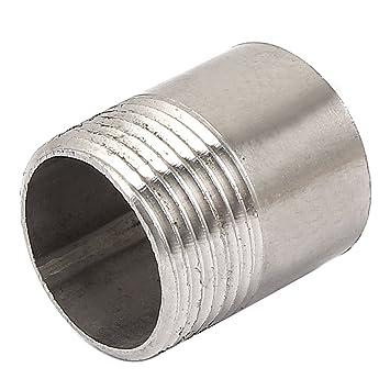 Aexit 3 / 4BSP Macho Conector de tubo de de acero inoxidable ...