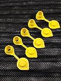 gas jug vent cap - 5 - Yellow Fuel Gas Can Jug Vent Cap Blitz Wedco Scepter Essence Midwest Eagle