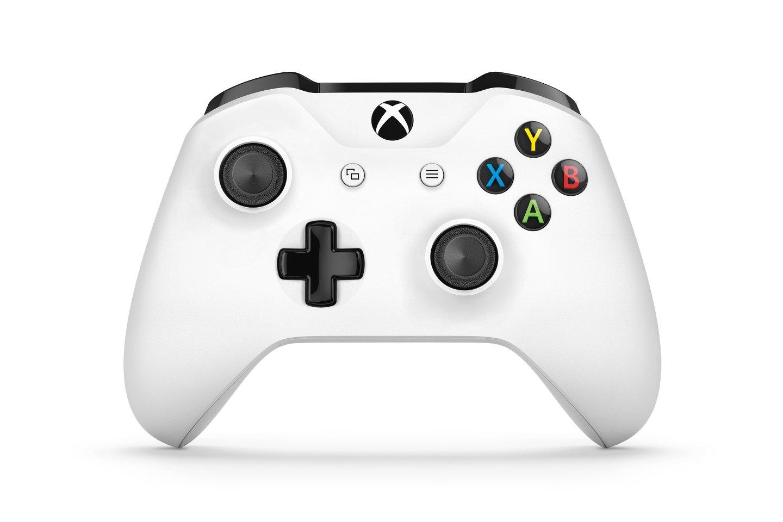 Xbox One ワイヤレスコントローラー (ホワイト) B01N8SVJM7  ホワイト