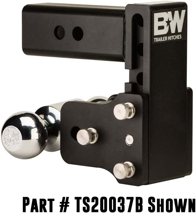 B/&W Trailer Hitches TS10043B Tow and Stow Hitch