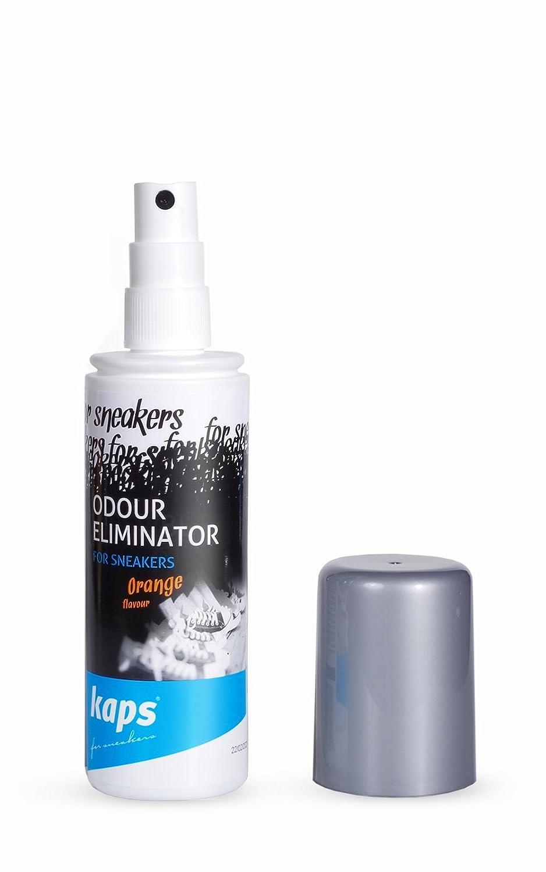 Deodorante per scarpe da ginnastica, argento, orange scent nanoparticelle, Kaps Sneakers-Elimina odori