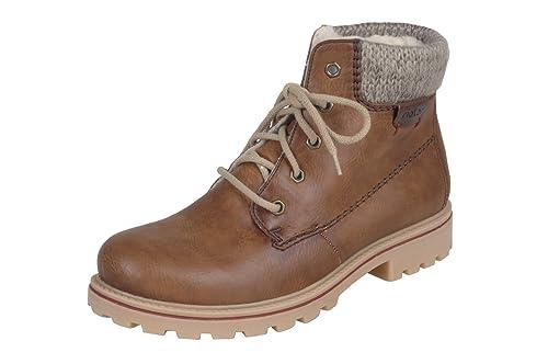 Botas Y Para Mujer Complementos Rieker es Amazon Z1420 Zapatos 0q5EwA