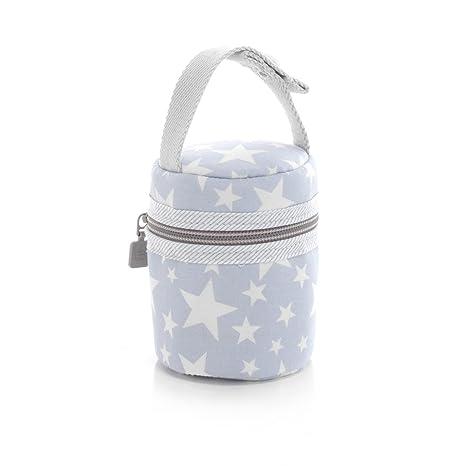 Cambrass Star - Portachupete, color azul celeste
