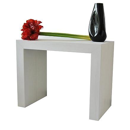 Consolle tavolo allungabile fino a 295cm Lucrezia bianco, Prodotto ...