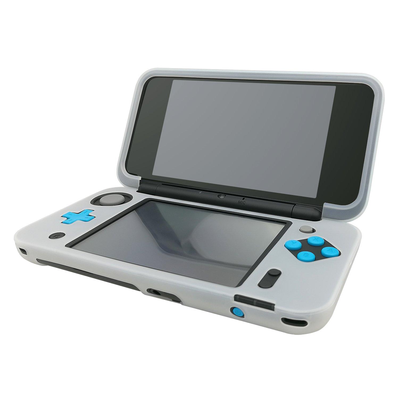 FYOUNG - Carcasa de Silicona para Nintendo 2DS XL, Color ...