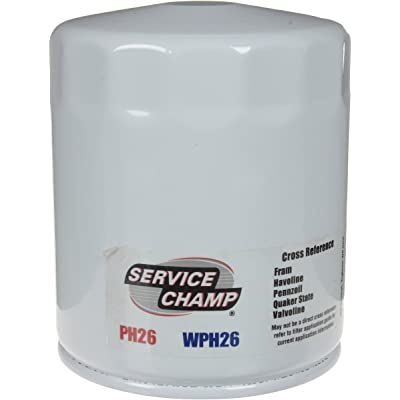 Luber-finer PH26 Oil Filter: Automotive