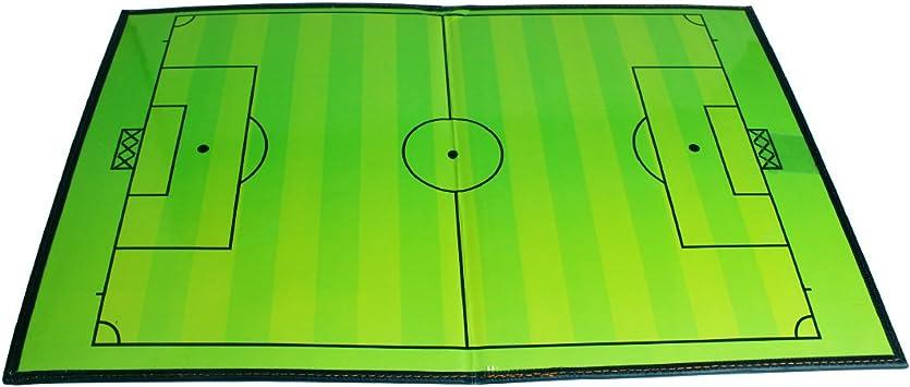 Andux Zone Entrenador Táctica de Baloncesto/Fútbol Carpeta ...