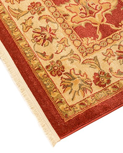 Rug Zigler (Natural Area Rugs Beacon Vintage Oriental Rug, 6' x 9')