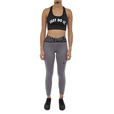 10ecb9f802c96a Amazon.com: Nike Pro Crossover Waistband Ankle Leggings Womens: Shoes