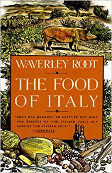 Book The Food of Italy