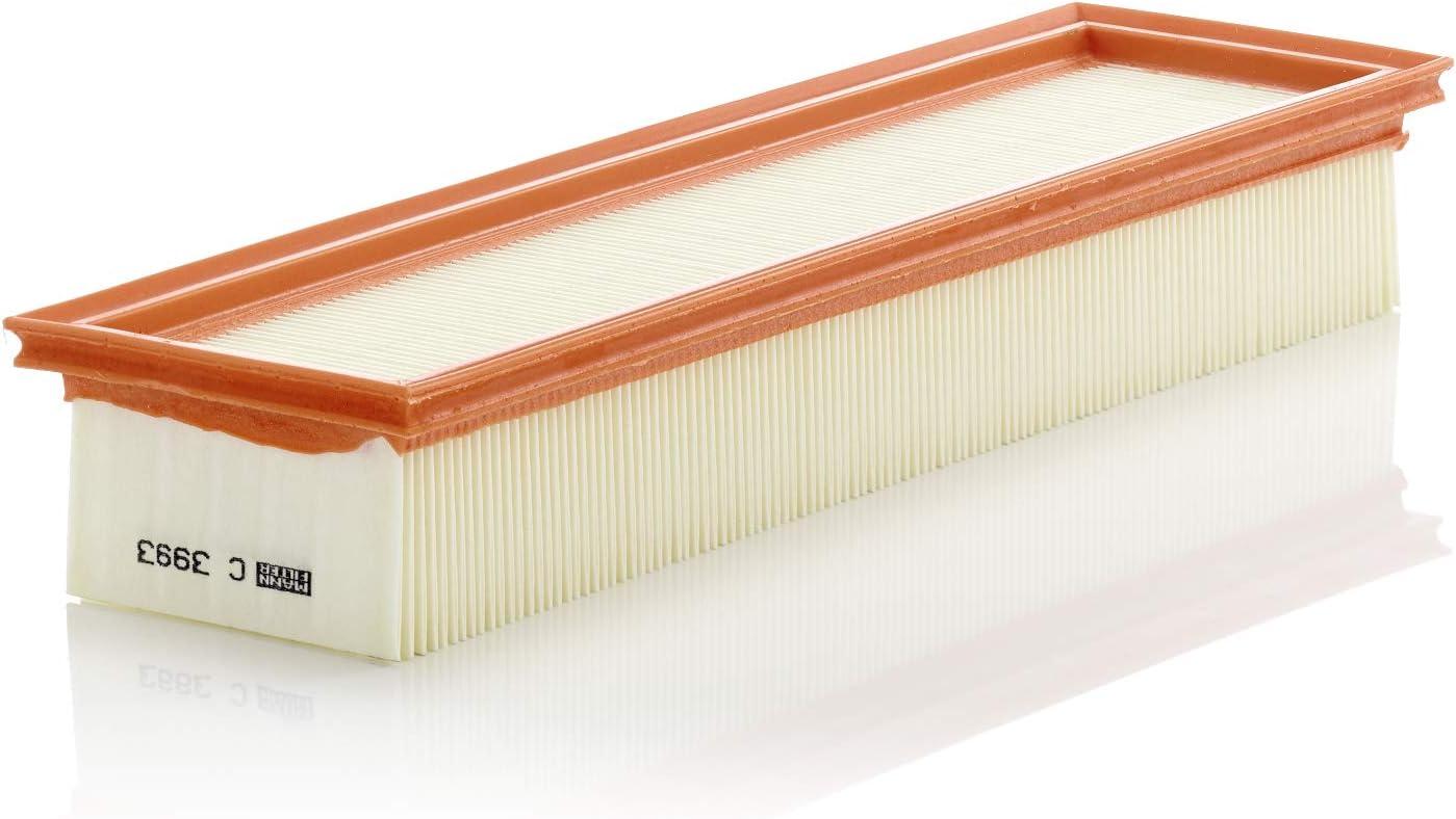 Original Mann Filter Luftfilter C 3993 Für Nutzfahrzeuge Auto
