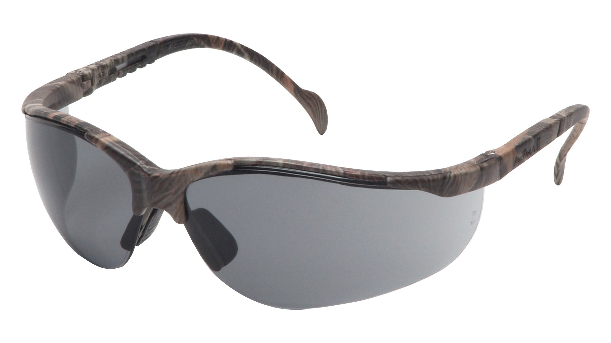 Pyramex Venture Ii Safety Eyewear, Gray Lens With Realtree Hardwoods Hd Frame by Pyramex Safety