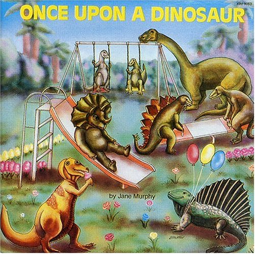 Once Upon a Dinosaur (Educational Kimbo Cds)