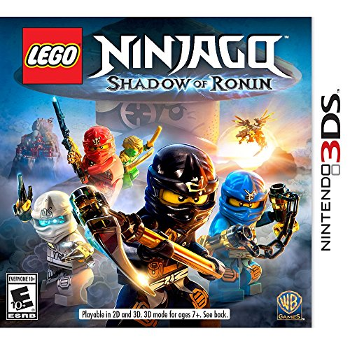 LEGO Ninjago: Shadow of Ronin - Nintendo 3DS (Game Ninjago)