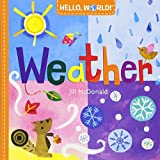 Young children are fascinated with weather and the seasons. Now here's a board book that takes readers through a year of changes in a backyard—and points out the different clothes they wear to keep them comfy in winter, summer, spring, and fa...