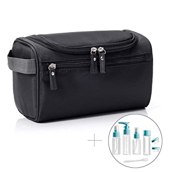 228b425f1a14 Amazon.com   Hanging Travel Toiletry Bag for Men Women
