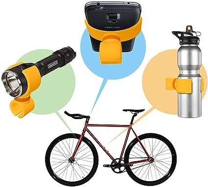 Soporte Honor 10 bici soporte linterna bicicleta soporte botella ...