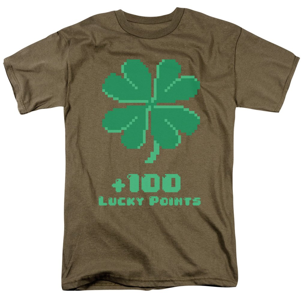 St Patrick S Day Shirt Lucky Points T Shirt 8477