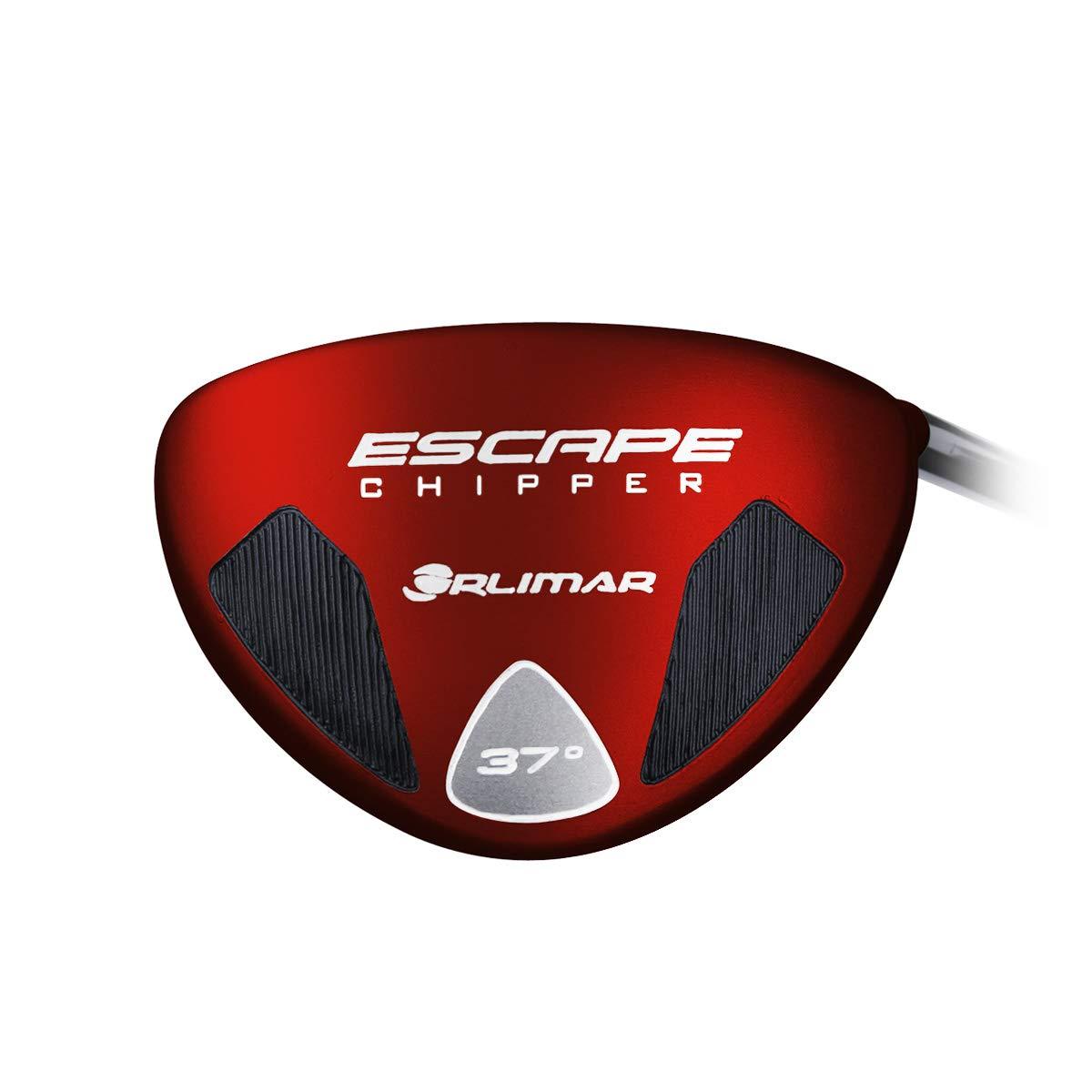 Amazon.com: Orlimar Golf Escape - Chip de mazo, color rojo ...