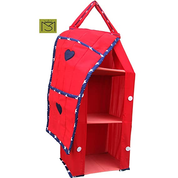 Srim Hanging Kids Almirah Wardrobes at amazon