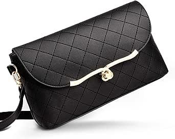 soft leather women's handbag and modern design