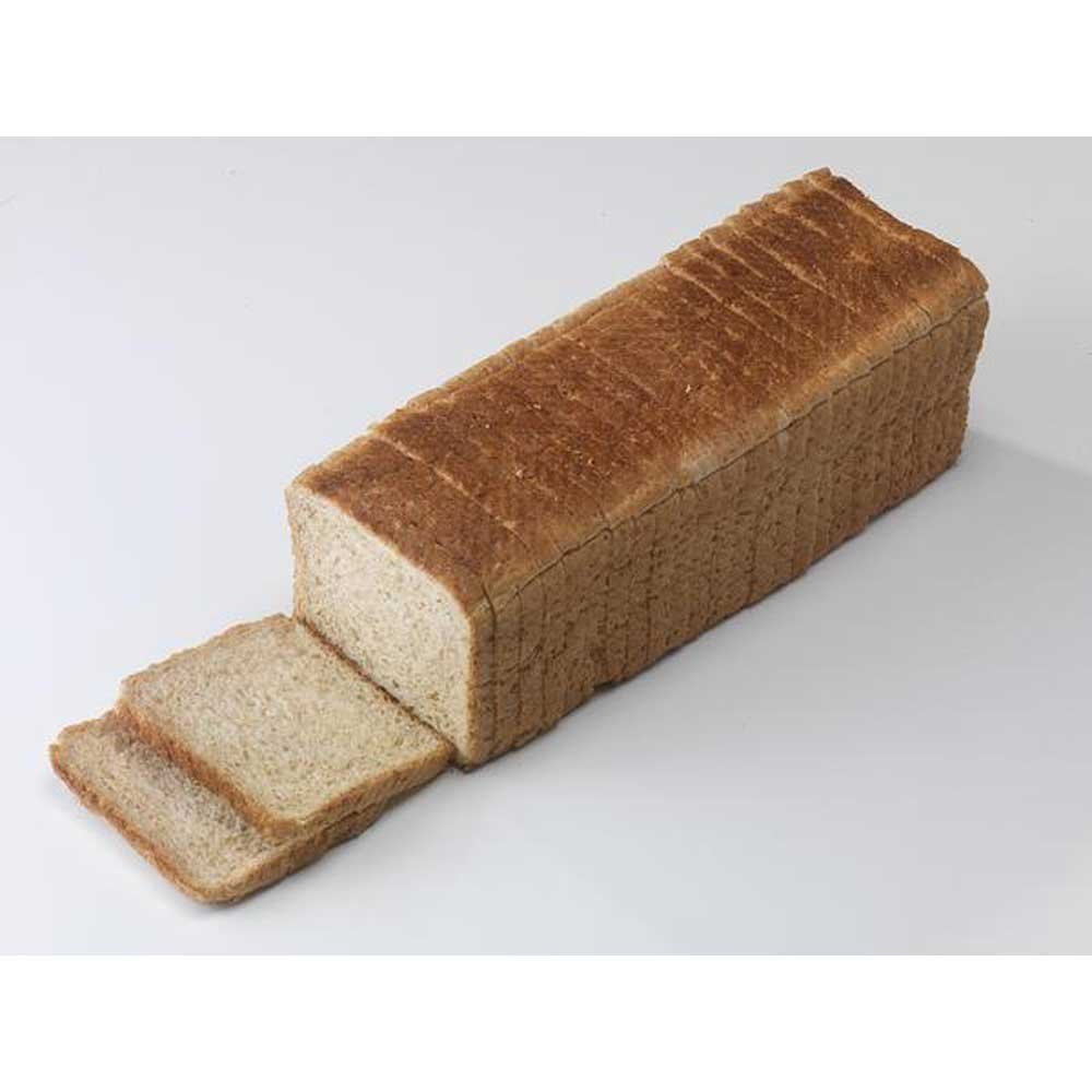 Klosterman Pullman Wheat Bread Loaf, 28 Ounce - 6 per case.
