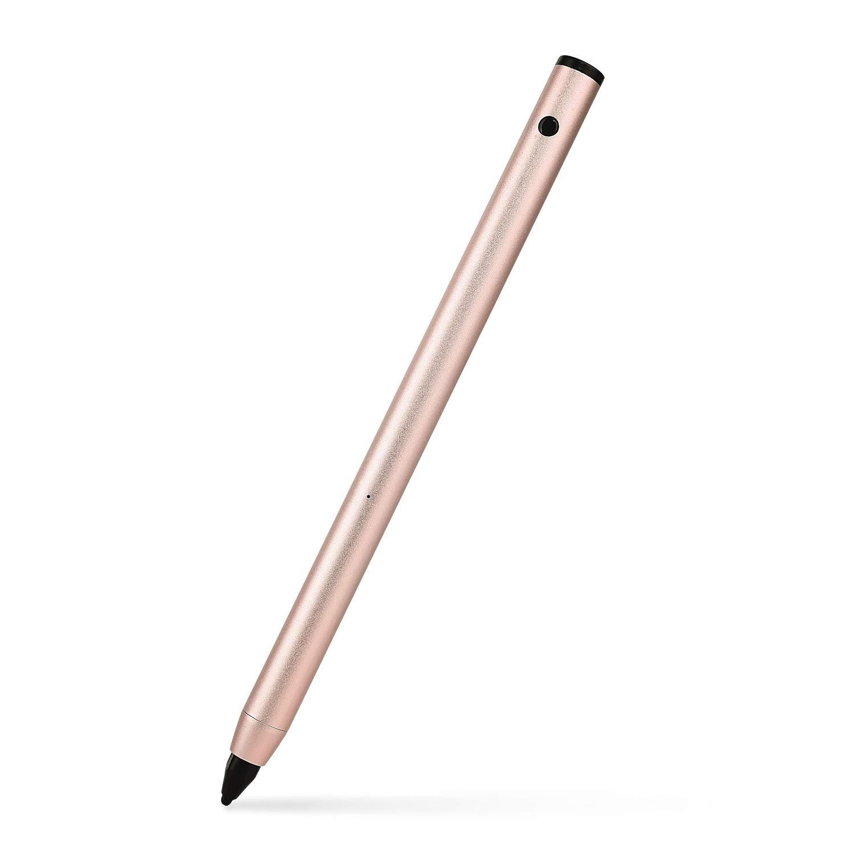 Aktiver Eingabestift mit 1,9 mm Einstellbarer feiner Spitze fü r prä zises Schreiben/Zeichnen auf den meisten iOS/Android/Windows Touchscreen-Smartphones, Tablets, Notebooks Tripen